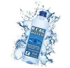 logo real water